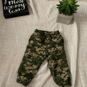 Gymboree Baby Military jogger